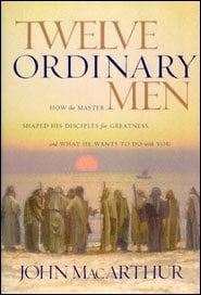 Twelve Ordinary Men book cover