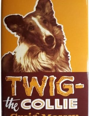 Twig the Collie book cover