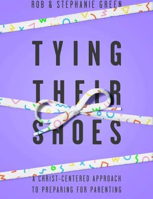 Tying Their Shoes book cover