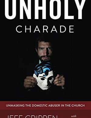 Unholy Charade book cover