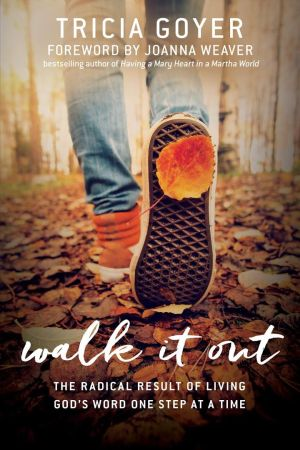 Walk It Out book cover