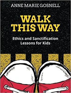 Walk This Way book cover