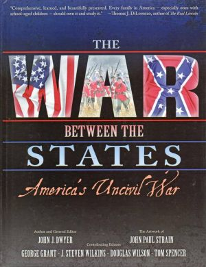 The War Between the States book cover