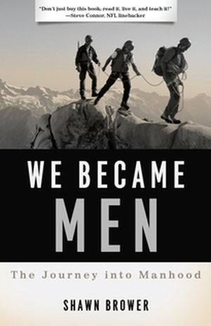 We Became Men book cover