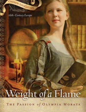 Weight of a Flame book cover