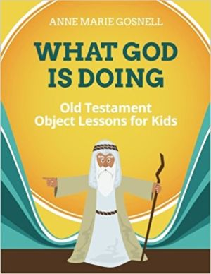 What God is Doing book cover