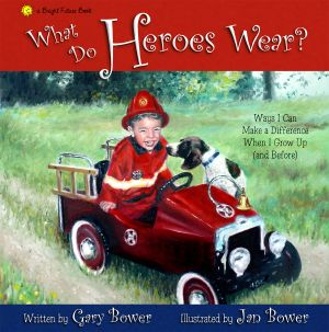 What do Heroes Wear book cover