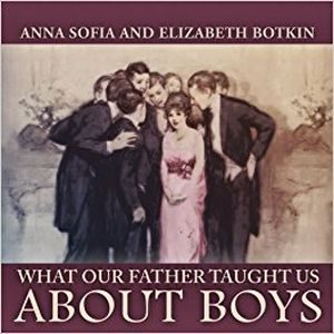 What Our Father Taught Us About Boys CD Cover