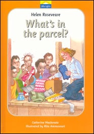 What's in the Parcel? The True Story of Helen Roseveare and the Hot Water Bottle Grace and Truth Books