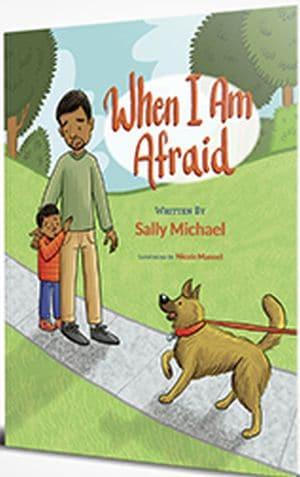 When I Am Afraid book cover