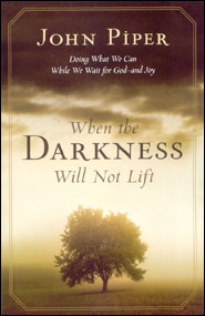 When the Darkness Will Not Lift Grace and Truth Books