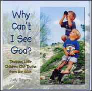 Why Can't I See God? Grace and Truth Books