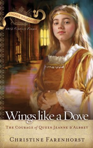 Wings Like a Dove book cover