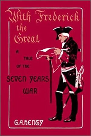 With Frederick the Great book cover
