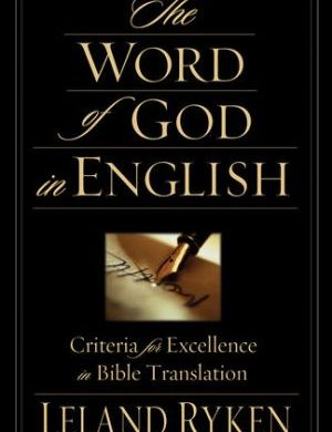 Word of God in English Grace and Truth Books
