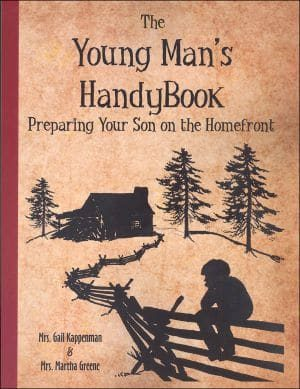 The Young Man's Handybook Grace and Truth Books