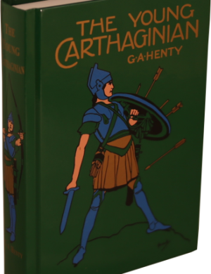 The Young Carthaginian book cover