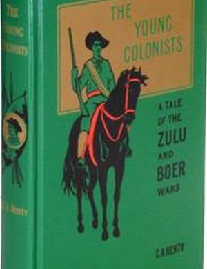 The Young Colonists book cover