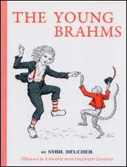 The Young Brahms book cover Grace and Truth Books