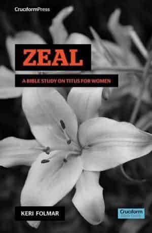 Zeal Bible Study book cover