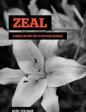 Zeal book cover