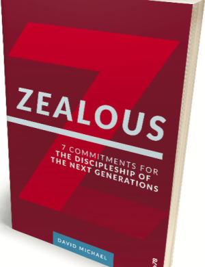 Zealous book cover