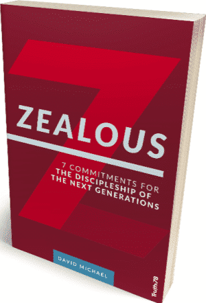 Zealous book cover