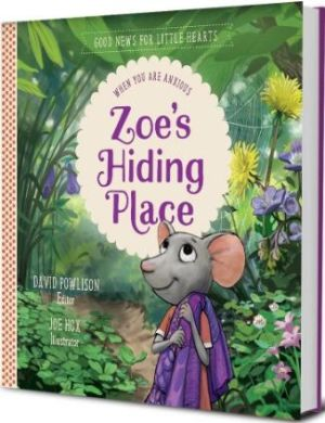 Zoe's Hiding Place book cover