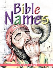 Bible Names Grace and Truth Books