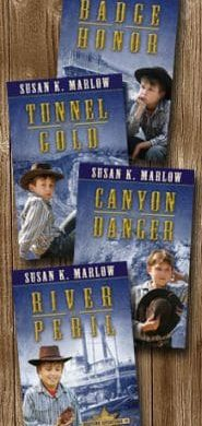Goldtown Adventures 4 Book Set Grace and Truth Books