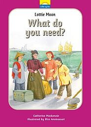 What Do You Need? Lottie Moon Grace and Truth Books