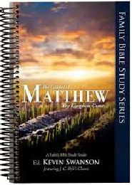 The Gospel of Matthew Grace and Truth Books