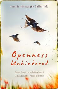 Openness Unhindered Grace and Truth Books