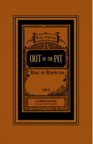 Out of the Pit Grace and Truth Books
