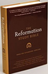 ESV Reformation Study Bible Grace and Truth Books