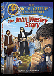 The John Wesley Story DVD Grace and Truth Books