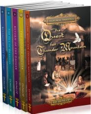 Kingdom Tales From Terrestria 7 Volume Set Grace and Truth Books