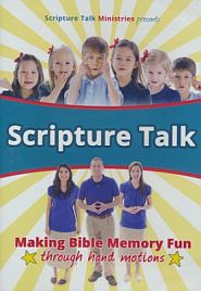 Scripture Talk DVD Grace and Truth Books
