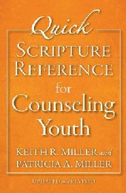 Quick Scripture Reference for Counseling Youth book cover