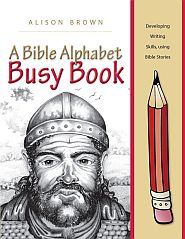 A Bible Alphabet Busy Book Grace and Truth Books