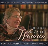 She Shall be Called Woman Grace and Truth Books