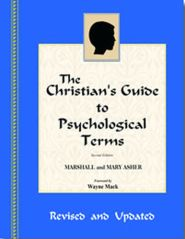 Christian's Guide to Psychological Terms Grace and Truth Books