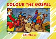 Colour the Gospel Matthew Grace and Truth Books