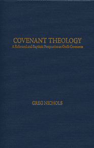 Covenant Theology book cover