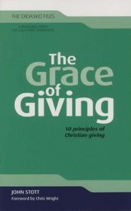 The Grace of Giving Grace and Truth Books
