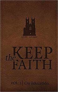 Keep the Faith Volume 1 Grace and Truth Books
