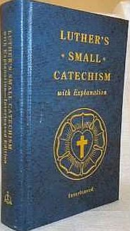 Luther's Small Catechism Grace and Truth Books