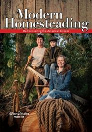 Modern Homesteading Grace and Truth Books