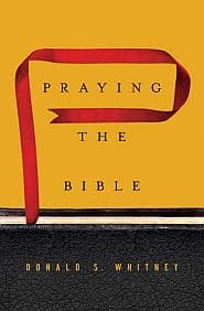 Praying the Bible Grace and Truth Books