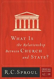 What is the Relationship Between Church and State? Grace and Truth Books